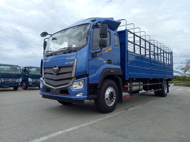 Xe tải nặng Thaco Foton Auman tại Bảo Lộc - Lâm Đồng