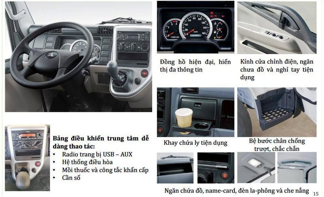 Fuso-499-65-2t1-3t5-0105 Thông số kỹ thuật xe tải Mitsubishi Fuso 2T5 và 3T5 Canter 4.99 và 6.5