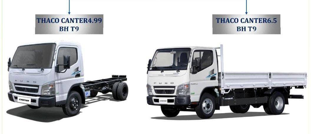 Fuso-499-65-2t1-3t5-0128 Thông số kỹ thuật xe tải Mitsubishi Fuso 2T5 và 3T5 Canter 4.99 và 6.5