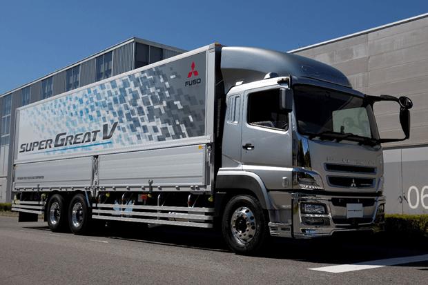 dau-keo-fuso Thương hiệu Mitsubishi Fuso - Dòng xe tải cao cấp 2020