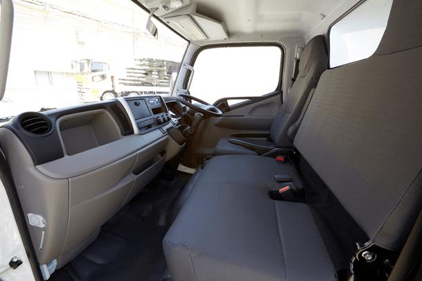 noi-that-fuso Thương hiệu Mitsubishi Fuso - Dòng xe tải cao cấp 2020