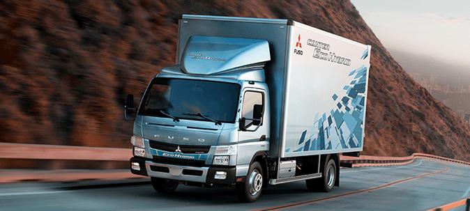 xe-tai-fuso Thương hiệu Mitsubishi Fuso - Dòng xe tải cao cấp 2020