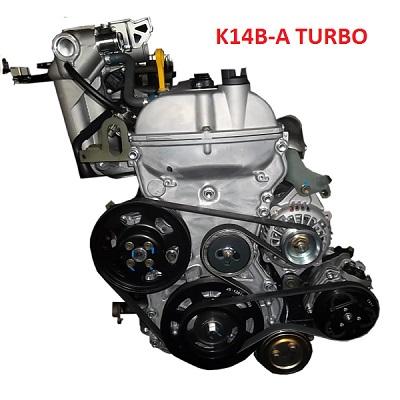 Động cơ K14B-A 1.4L 95PS Turbo boot
