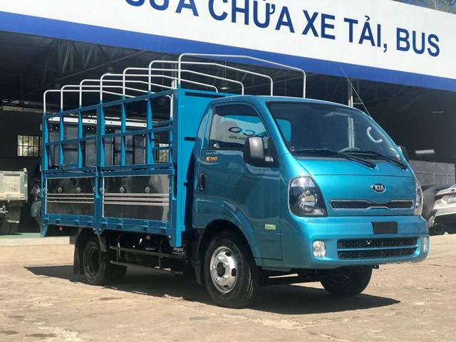 xe tải kia k250 thùng mui bạt 5 bửng