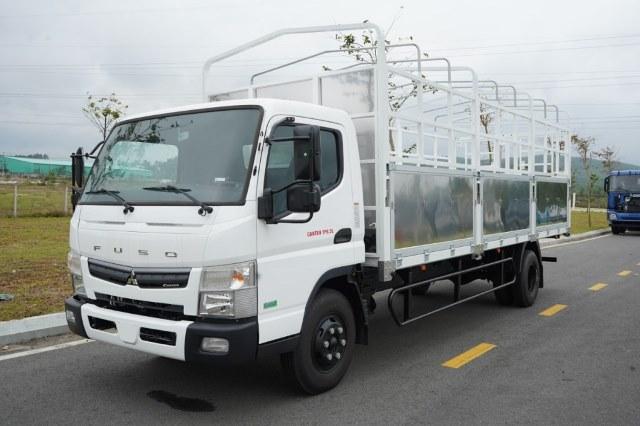 Mitsubish Fuso Canter TF8.5L thùng mui bạt
