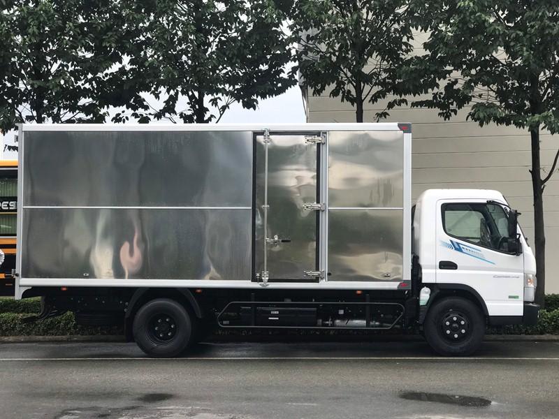 Xe tải Mitsubishi Fuso 3t5 (3.5 tấn) Canter TF7.5 thùng kín