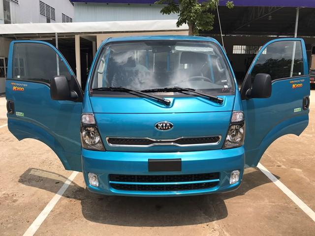Xe tải 1T9 - Kia K200 Thùng lửng (xe tải 1.9 tấn)