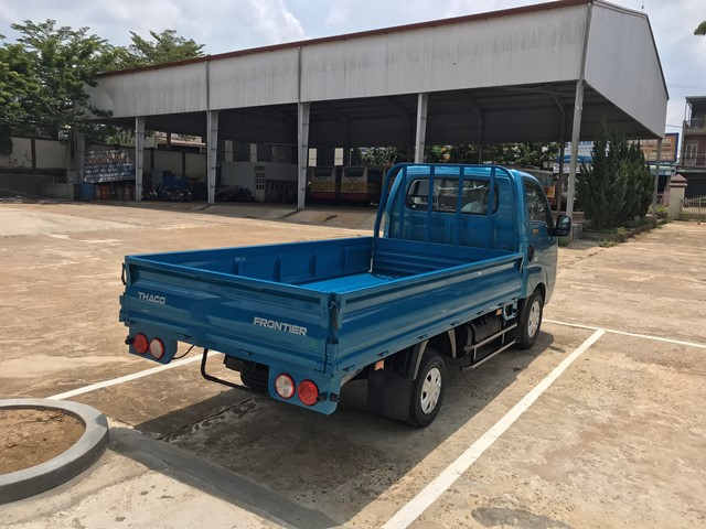 thùng lửng xe tải kia k200